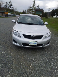 2010 Toyota Corolla CE Sedan-Trade for a Truck