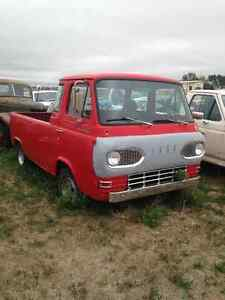 1961 Ford Other Pickups Pickup Truck