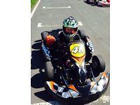 CRG Bambino Go Kart - Honda Gx35cc