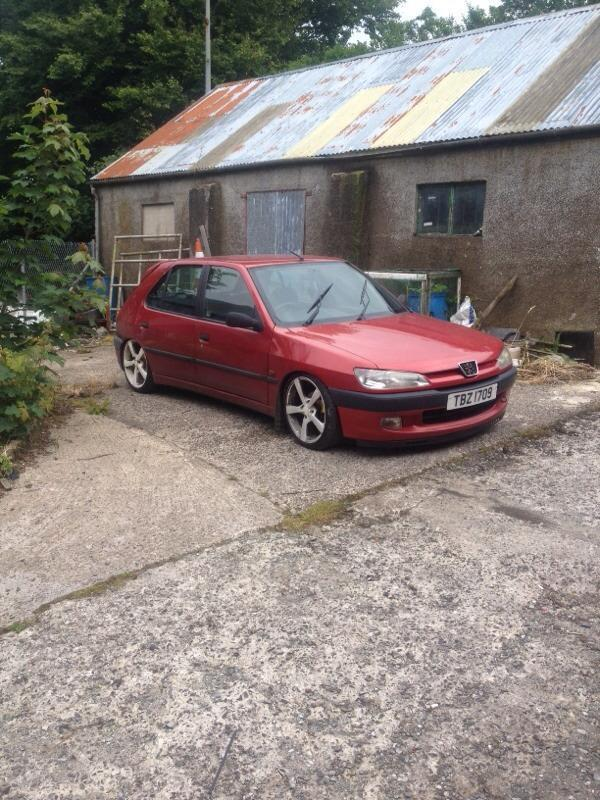 peugeot 306 d turbo for breaking in larne county antrim gumtree. Black Bedroom Furniture Sets. Home Design Ideas