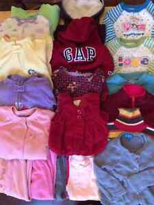 Girls lot of clothing Size 2-3