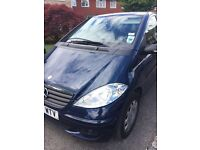 Mercedes A class a150 FSH Low Mileage REDUCED PRICE!!!