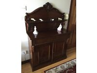 Small Victorian Sideboard