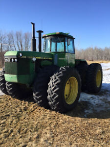 JD 8650 FWD Tractor
