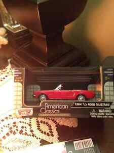 1964 1/2 Ford Mustang 1.43 Scale