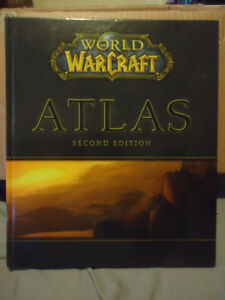 WORLD OF WARCRAFT ATLAS SECOND EDITION