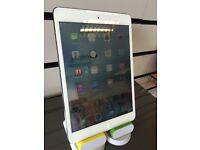 Apple iPad 2 mini. 16gb silver wifi. Usual wear and tear