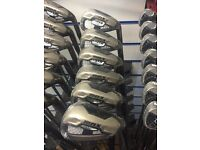 BENROSS MAX SPEED2 IRONS 6-SW GRAPHITE SHAFTS.