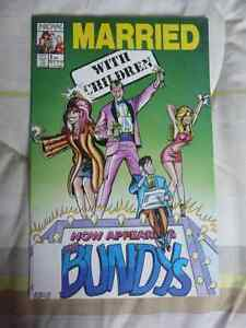 MARRIED WITH CHILDREN, VOL 1, #1-5, 1990