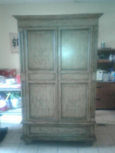 IMPORTED ARMOIRE