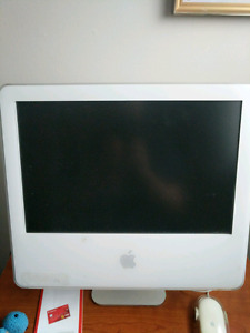iMac G5 Running Linux-PRICE REDUCED