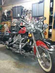 93 Harley Heritage Softail