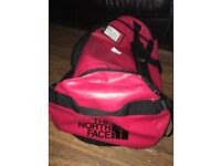 Large North Face Bag