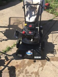 Patriot lawn vac, chipper and blower