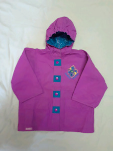 Imperméable neuf OshKosh - new rain coat size 4-5