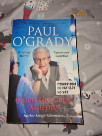 Paul O'Grady Open the Cage Murphy