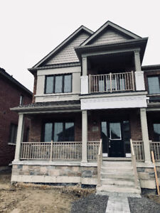 Brand new end-unit townhouse for rent in East Gwillimbury