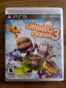 Little BIG Planet 3 for PS3