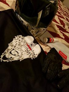 Streetbike gear