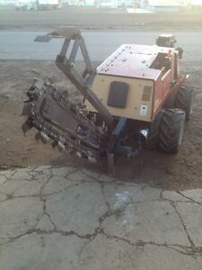 Vibratory Plow for Rent