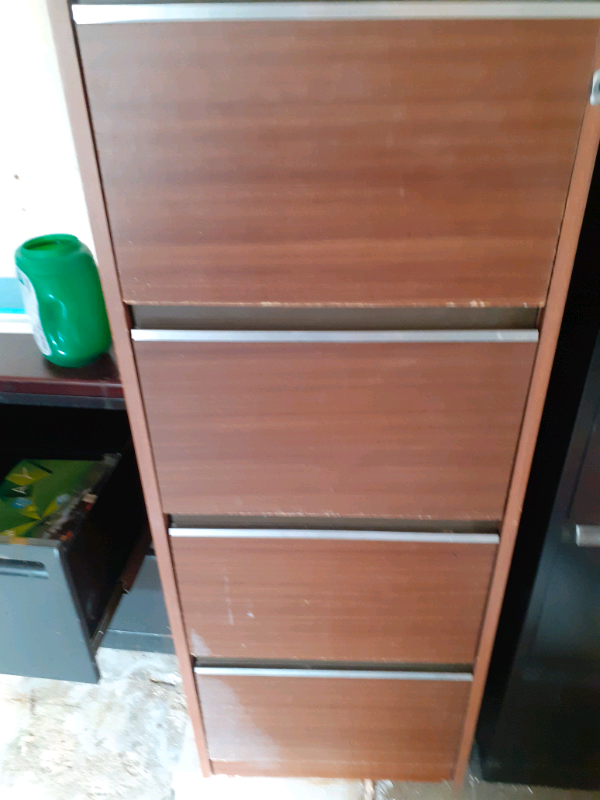 Filing cabinet free to collector