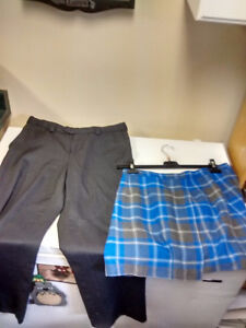 GREAT DEAL Uniform and Binders