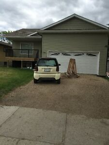 Suite for rent on Maple Ave  Yorkton Sask