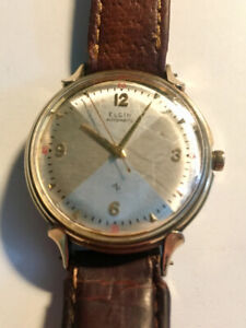 Vintage Elgin 17 Jewels Automatic Watch