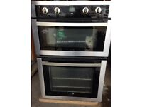 Double oven built-in