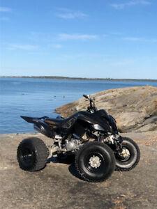Yamaha Raptor 700 RSE