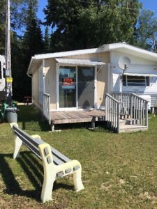 OPEN HOUSE ! Seasonal Trailer with Addition at Pass Lake $15,000