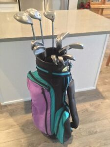 Golf Clubs - Ladies Right Handed Complete Set
