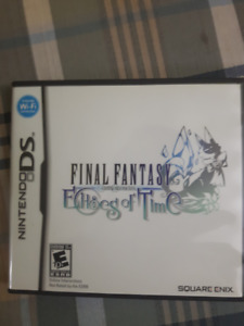 Final Fantasy Crystal Chronicles : Echoes of Time - Nintendo DS