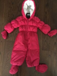 Girl Baby Gap Snow Suit (size 12 to 18 months)