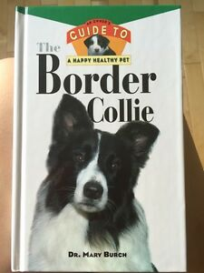 Guide to a happy healthy pet; The Border Collie