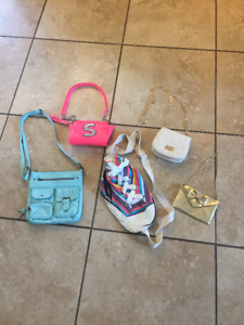 Young Girls Purses & Room Decor