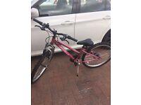 """Kids bike 24"""" wheels ."""