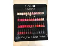 Cnd shellac with extras