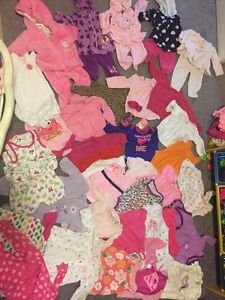 3-9 months lot! babygirls clothes