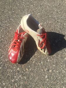 6 different youth outdoor soccer cleats London Ontario image 1