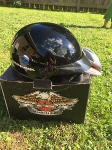 Harley-Davidson and Zox helmets.  Windsor Region Ontario image 1