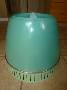 Lady Schick Model 315 Deluxe Capri Consolette Hair Dryer