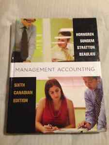 Management Accounting Textbook