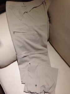 Pantalon transformable Columbia neuf
