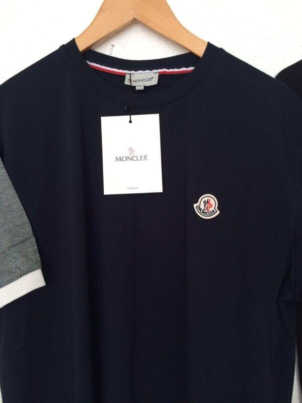 Men's Moncler T Shirt