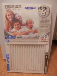 5 Furnace/Air Conditioner Filters