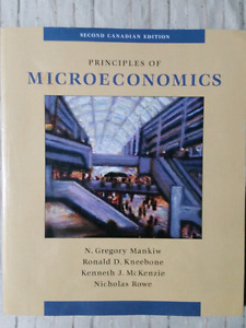 Principles of Microeconomics 2nd Canadian Edition