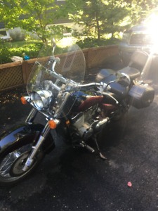 2003 HONDA  750 SHADOW MOTORCYCLE