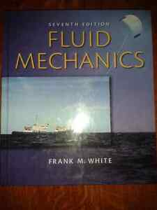 Fluid Mechanics by White ed. 7 Windsor Region Ontario image 1