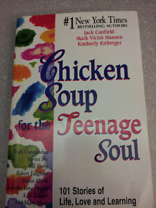 Chicken Soup for the Teenage Soul Book